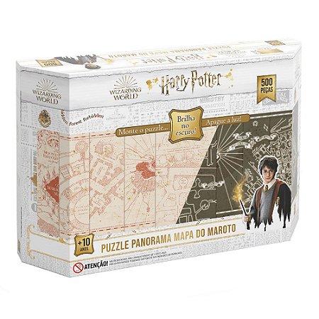 Quebra-Cabeça Harry Potter 500 peças