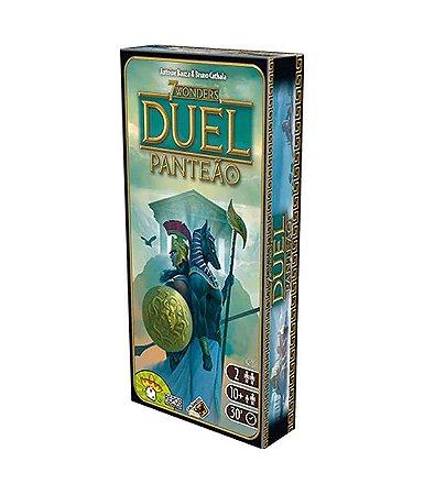 7 Wonders Duel Panteão (Exp)