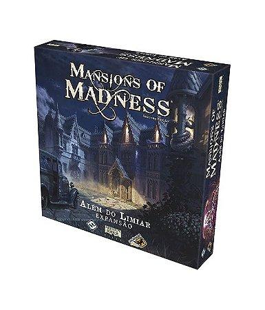 Mansions of Madness - Além do Limiar (Expansão)