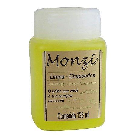 Liquido Monzi Limpa Chapeado 125 ml.