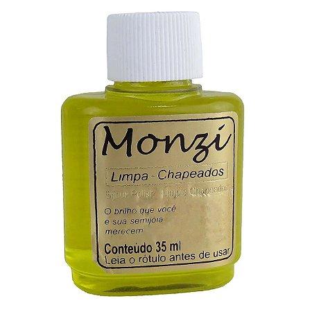 Liquido Monzi Limpa chapeado Pequeno 35 ml.