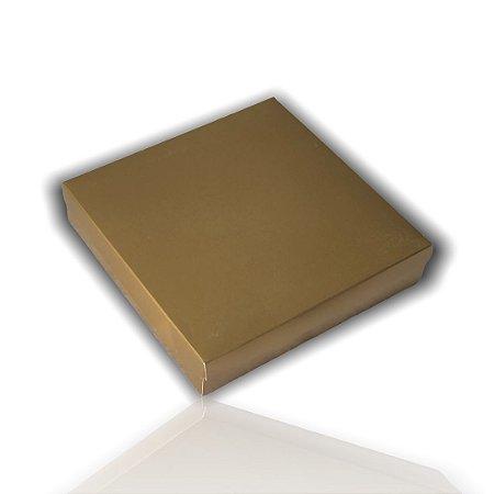 Caixinha Dourada para Colar - Color