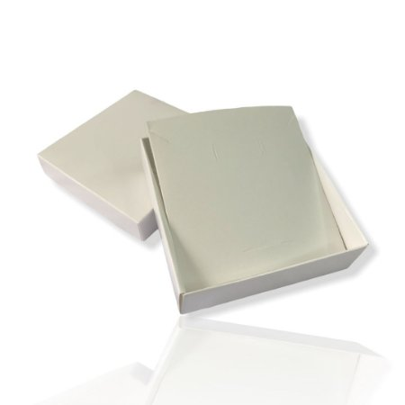 Caixinha Branca para conjunto - Color 10x10x3