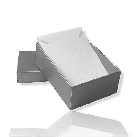 Caixinha Prata para Conjunto - Color 5x8x3