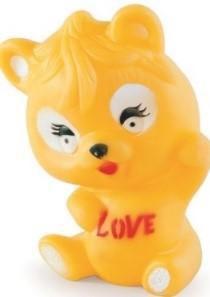 Brinquedo Bicho Médio Ursa Love