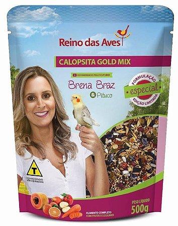 Calopsita Gold Mix 500grs