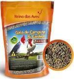 Cardeal e Galo de Campina Gold Mix 500grs
