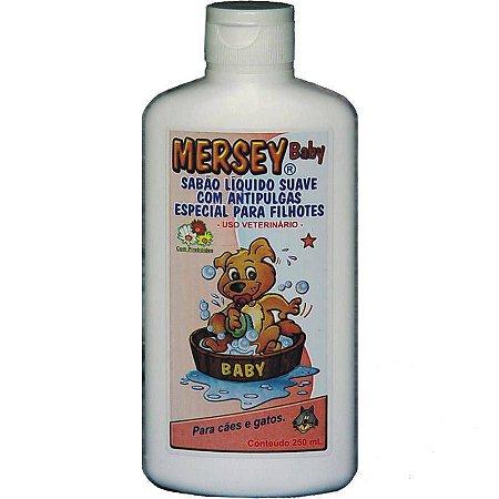 Shampoo Baby Suave Com Anti Pulgas para Cães e Gatos 250ml