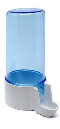 Bebedouro Plastico Malha Larga 200ml Azul c/4 Toco Tucano