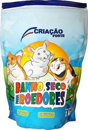 Banho Seco Roedores 1kg