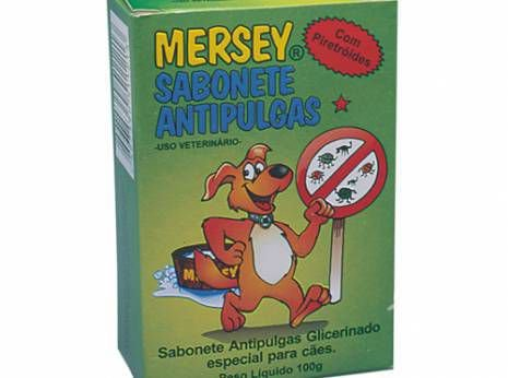 Sabonete Anti Pulgas 100g