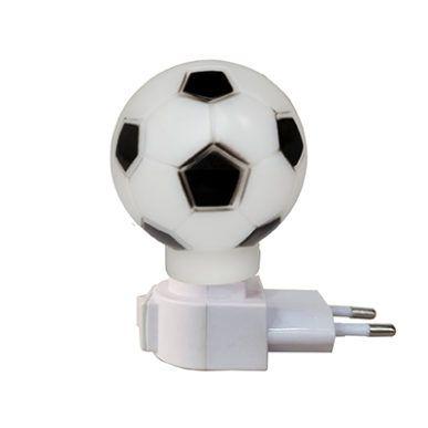 Luz Divertida Led Autovolt Bola de Futebol 127/220v
