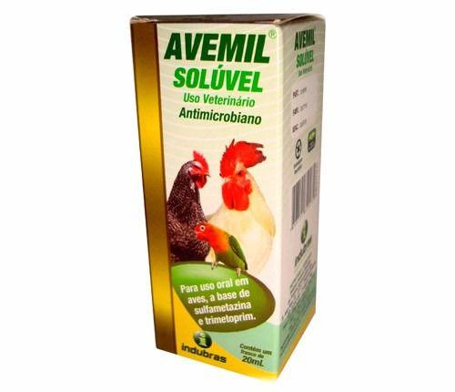 Avemil Solúvel 100ml