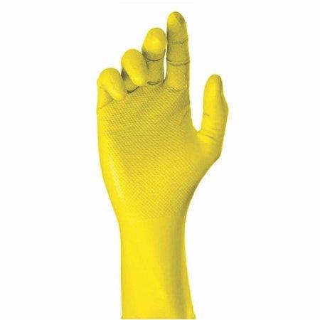 Luva Superglove Nitro Amarela P Tam.7 Super Safety