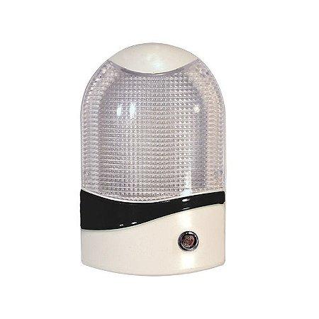 Luz Noturna Led Sensor Automático