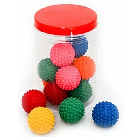 Brinquedo Bola Cravo Mini Pote C/12