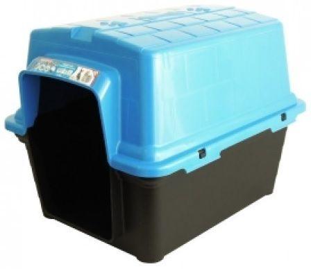 Casinha Plastica N.4 Azul