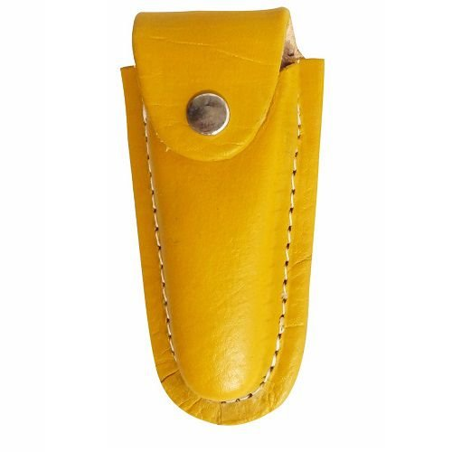 Bainha Canivete Amarela Pro Master