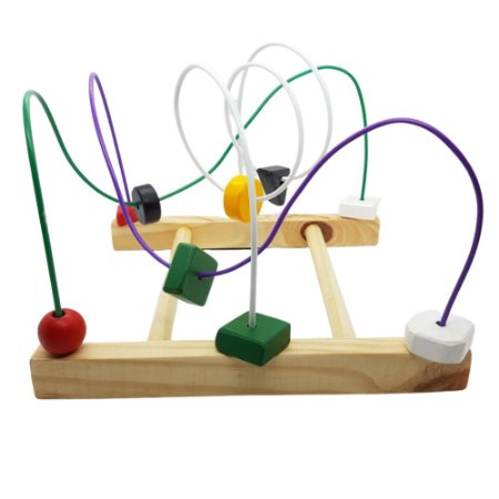 Brinquedo educativo - Montanha russa
