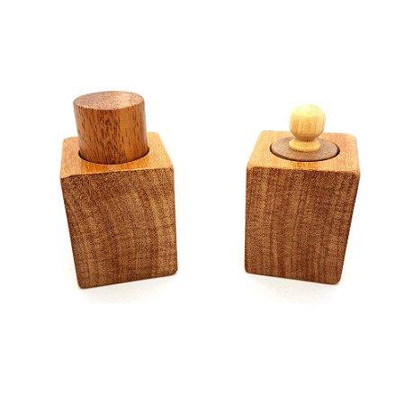 Montessori Cilindros de aperto palmar e de pinça