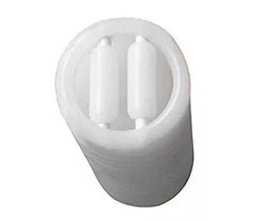 Ventosa Rolete De Plástico Facial Para Vácuo Endermo