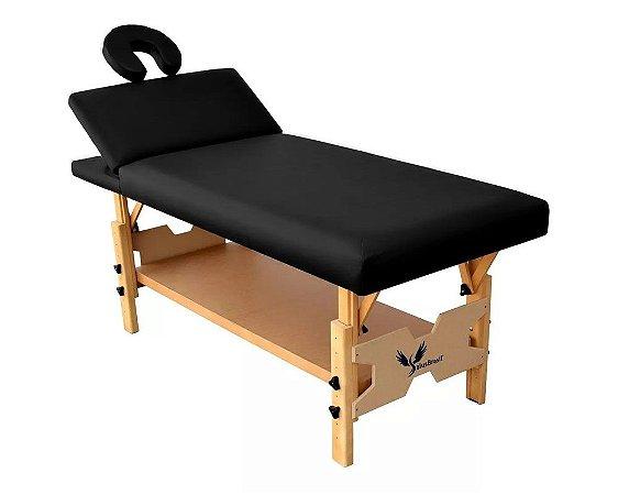 Maca Massagem Estética - Fixa Bali Spa Reclinável - Altura Regulável