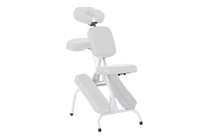 Cadeira De Massagem Quick Massage Em Aço Carbono