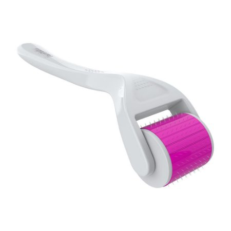 Derma Roller para Microagulhamento - 540 Agulhas Opções 0,5 - 1,0 ou 1,5mm