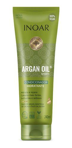 ARGAN OIL CONDICIONADOR SYSTEM INOAR 240 ML