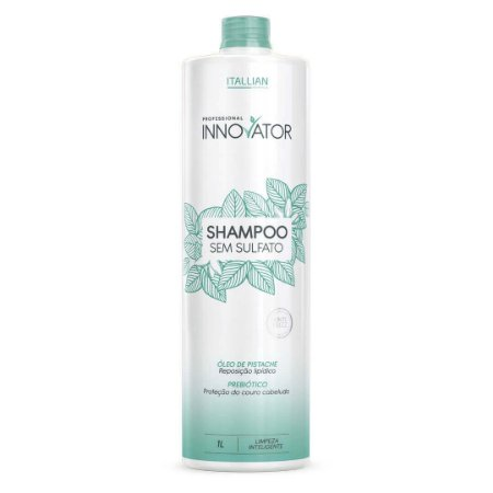 Shampoo Sem Sulfato 1Lt Innovator