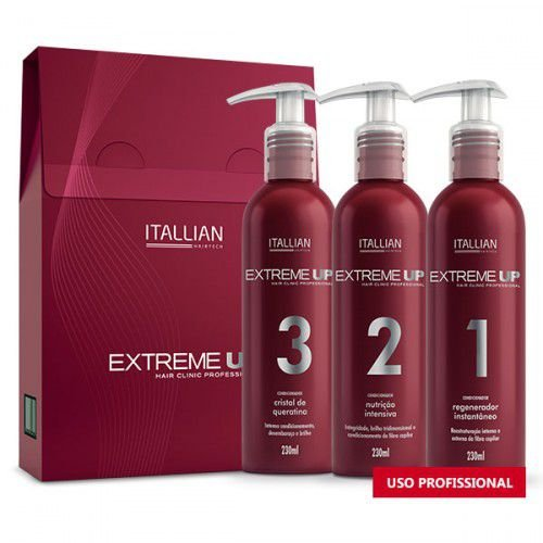 Kit Extreme Up Hair Clinic