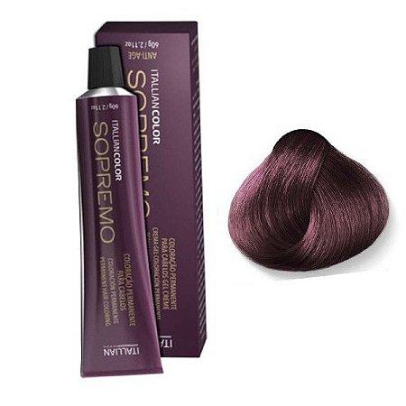 Ameixa com Chocolate 4.76 (476) - Coloração Sopremo 60g