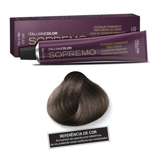 Chocolate Frio 6.71 (671) - Coloração Sopremo 60g