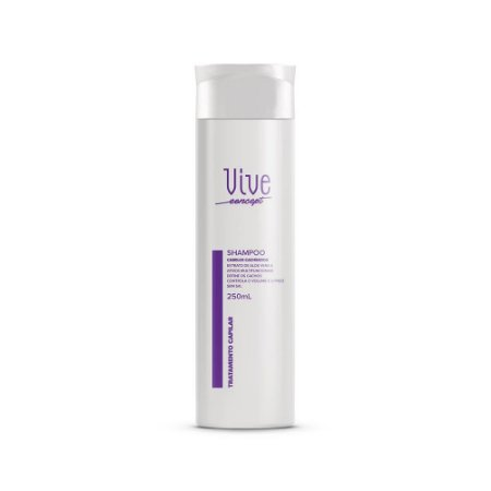 Vive Concept Shampoo Cabelos Cacheados 250mL
