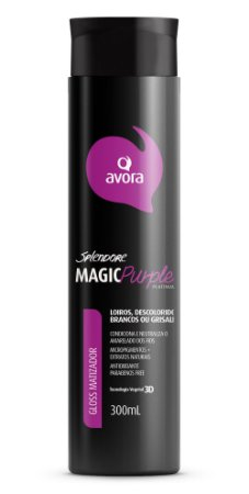 Avora Splendore Magic Purple Platinum Gloss Matizador