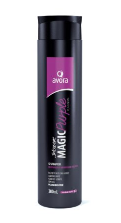 Avora Splendore Magic Purple Platinum Shampoo