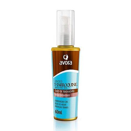 Avora Marroquine Argan Oil oleo essencial de tratamento