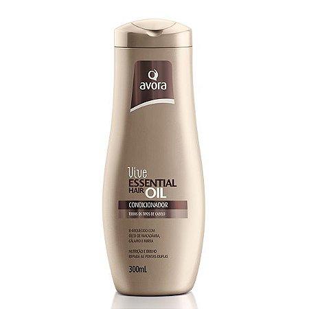 Avora Vive Essential Hair Oil Condicionador