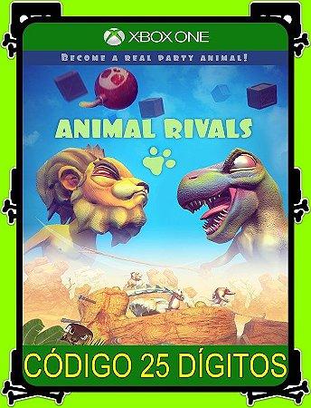 Animal Rivals Xbox One - 25 Dígitos
