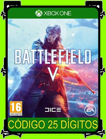Battlefield V Xbox One - 25 Dígitos