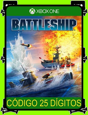 Battleship Xbox One - 25 Dígitos