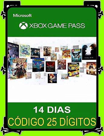 Game Pass 14 Dias