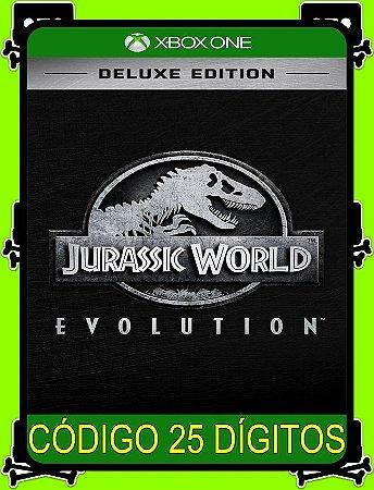 Jurassic World Evolution, Deluxe Edition