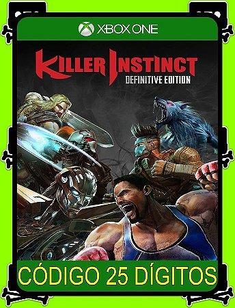 Killer Instinct, Definitive Edition