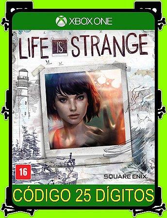 Life is Strange Complete Season 1 5 Episodes - Xbox One 25 Dígitos