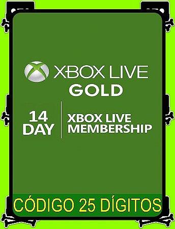 Live Gold 14 Dias