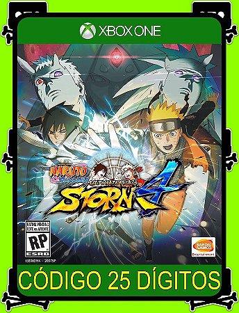 Naruto Shippuden, Ultimate Ninja Storm 4