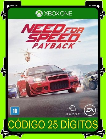 Need for Speed, Payback