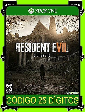 Resident Evil 7, Biohazard