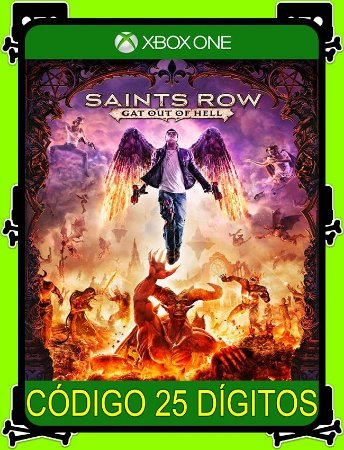 Saints Row, Gat out of Hell